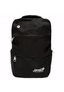 Handry NN1652 18'' Waterproof Notebook Backpack (Black)