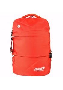 Handry NN1652 18'' Waterproof Notebook Backpack (Orange)