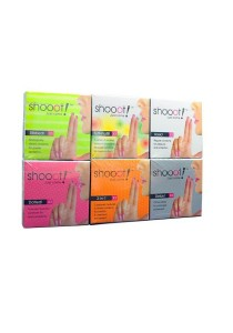 6-in-1 Shooot Condom Combo Pack 18 pcs