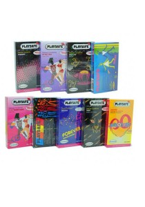PLAYSAFE 9-in-1 Combo Pack Condom 9 boxes 108 pcs