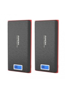 2x Pineng PN-920 20000mAh Power Bank (Starlight Black)