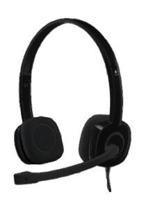Logitech Stereo Headset H151 (981-000587)