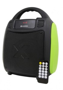 Audiobox Boombox BBX300 Bluetooth Portable Speaker (Green)