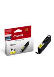 Canon CLI-751 Y Yellow Ink Tank