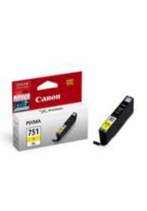 Canon CLI-751XL Y Yellow Ink Tank (High Capacity)
