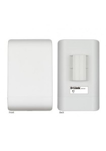 D-Link DAP-3310 Wireless N PoE Outdoor Access Point with PoE Pass-Through