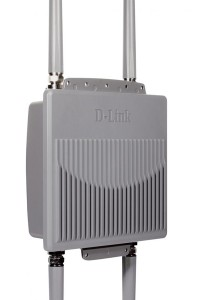 D-Link DAP-3690 Wireless N600 Dual Band Concurrent Outdoor POE Access Point