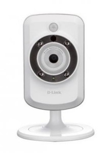 D-Link DCS-942L mydlinkTM cloud WiFi N-150 H.264 Infrared IP Camera
