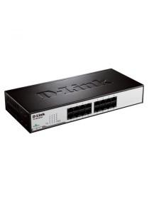 D-Link DES-1016D 16-Port 10/100 Mbps Desktop Switch