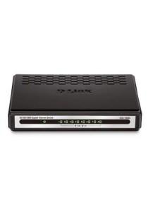 D-Link DGS-1008A 8-PORT 10/100/1000Mbps Gigabit Switch
