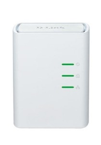 D-Link DHP-308AV 500Mbps Powerline AV+ Mini Adapter