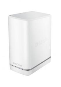 D-Link DNS-327L ShareCenter+ 2-Bay Cloud Network Storage Enclosure