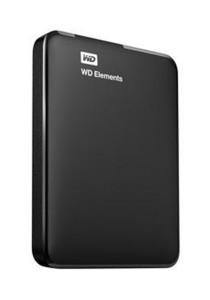 Western Digital WDBUZG0010BBK 1TB Elements Portable Hard Drive