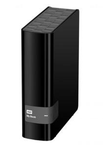 Western Digital WDBFJK0020HBK 2TB My Book 3.5inch External Hard Disk