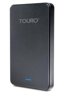 HGST HTOLMU3AA5001ABB Touro Mobile 500GB External Hard Drive