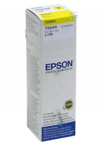 Epson Yellow Bulk Ink T6644 (70ml)