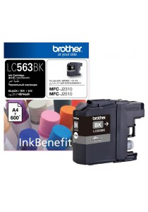 Brother LC-563 Ink Cartridge Black