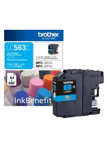 Brother Ink Cartridge LC-563 Cyan