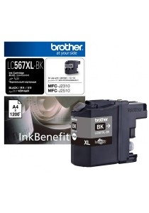 Brother Ink Cartridge LC-567XL Black