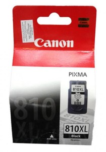 Canon PG-810 XL Black Ink Cartridge
