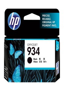 HP 934 Black Original Ink Cartridge (C2P19AA)
