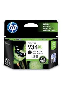 HP 934XL High Yield Black Original Ink Cartridge (C2P23AA)