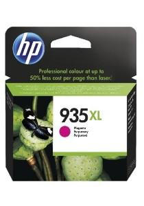HP 935XL High Yield Magenta Original Ink Cartridge (C2P25AA)