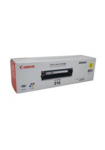 Canon Cartridge 316 Yellow Toner Cartridge