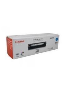 Canon Cartridge 316 Cyan Toner