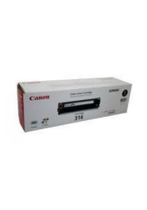 Canon Cartridge 316 Black Toner