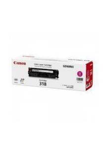 Canon Cartridge 318 Magenta Toner