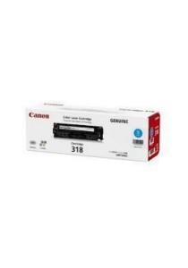 Canon Cartridge 318 Cyan Toner