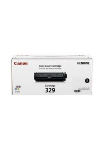 Canon Cartridge 329 Black Toner