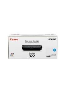 Canon Cartridge 322 Cyan Toner Cartridge