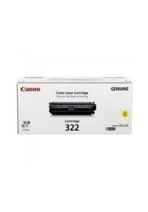 Canon Cartridge 322 Yellow Toner