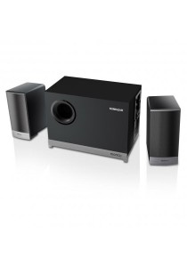 SonicGear Morro 2 BTMI Ultra 2.1 Speaker System (Metallic Grey)