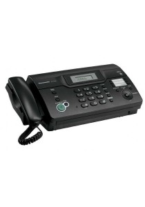 Panasonic KX-FT982ML Compact Personal Home Use Fax (Black)