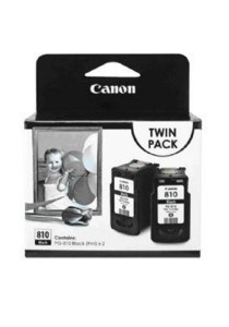 Canon PG-810 Twin Pack