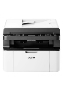 Brother MFC-1810 Monochrome Laser Multi-Function Printer (White)