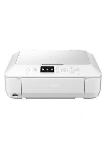 Canon Pixma MG5570 Photo All-In-One Printer (White)