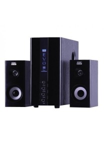 Sonic Gear Evo 3 Pro 2.1 PC Speakers (Black)