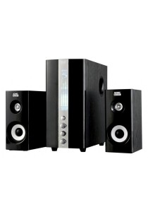 Sonic Gear Evo 5 Pro 2.1 PC Speakers (Black)