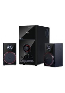 Sonic Gear Evo 9 BTMI Bluetooth 2.1 PC Speaker (Black)