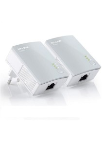 TP-Link AV500 TL-PA4010KIT Nano Powerline Adapter Starter Kit