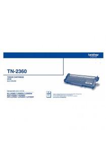 Brother TN-2360 Standard Yield Original Black Toner Cartridge