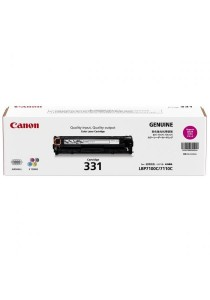 Canon Cart 331 Magenta Original Toner Cartridge