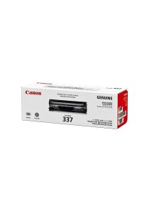 Canon 337 Original Cartridge (Black)