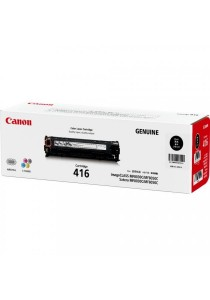 Canon Original Laser Cartridge 416 Toner (Black)