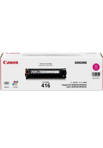 Canon Original Laser Cartridge 416 Toner (Magenta)