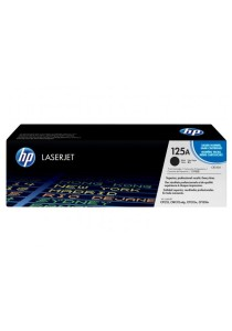 HP CB540A 125A Black Original LaserJet Toner Cartridge